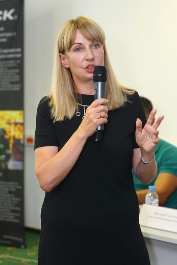 Виктория Гоготова, фотография Натальи Бухониной, предоставлена организаторами SCM