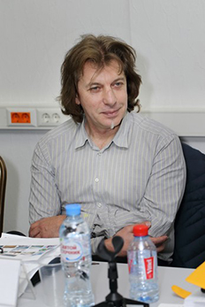 Владислав Мороз,  Red Fox. Фотография предоставлена организаторами выставки Sport Casual Moscow