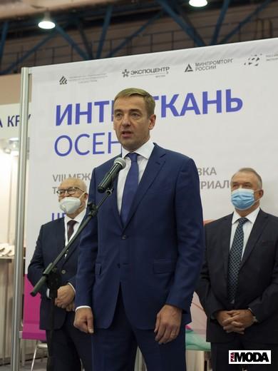 Виктор Евтухов. Фотография Ирины Щелкуновой, ИА «РИА Мода»