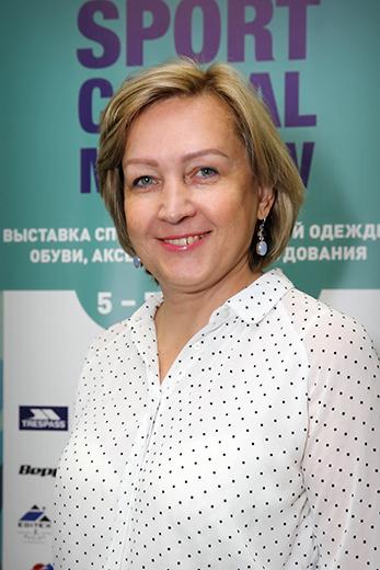 Светлана Пономарева. Фотография Натальи Бухониной, предоставлена организаторами Sport Casual Moscow