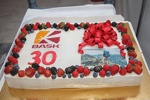 30-летие компании «Баск». Фотография Натальи Бухониной, предоставлена организаторами выставки Sport Casual Moscow