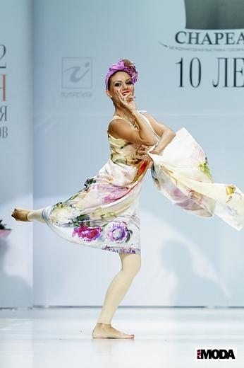 Фотографии Натальи Лапиной (Бухониной), ИА «РИА Мода».