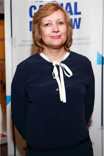 Светлана Пономарева. Фотография Натальей Бухониной. Предоставлена организаторами Sport Casual Moscow