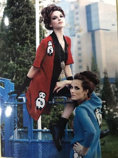Коллекция женской одежды Fast. Фотография предоставлена компанией Noooza