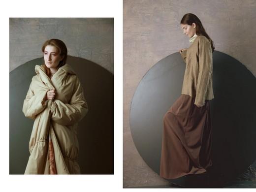 Коллекция «Бронза. Фотография предоставлена дизайнером Евгенией Галкиной