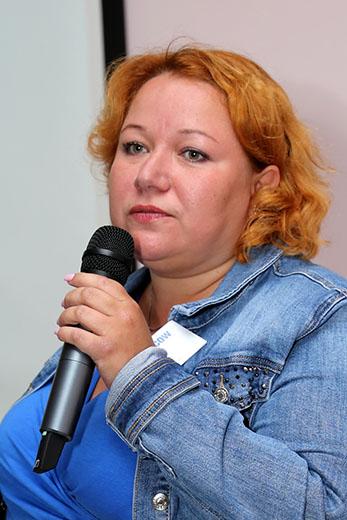 Юлия Гузеева. Фотография Натальи Бухониной, предоставлена организаторами SCM