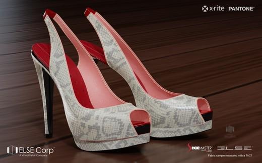 Компания ELSE Corp., пример 3D-визуализации. Фотография предоставлена компанией