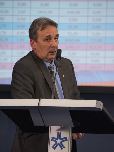 Владимир Коновалов. Фотография предоставлена Союзлегпромом