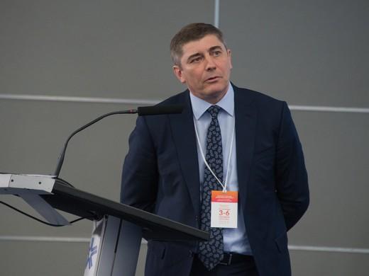 Дмитрий Рыбкин. Фотография Ирины Щелкуновой, предоставлена Союзлегпромом