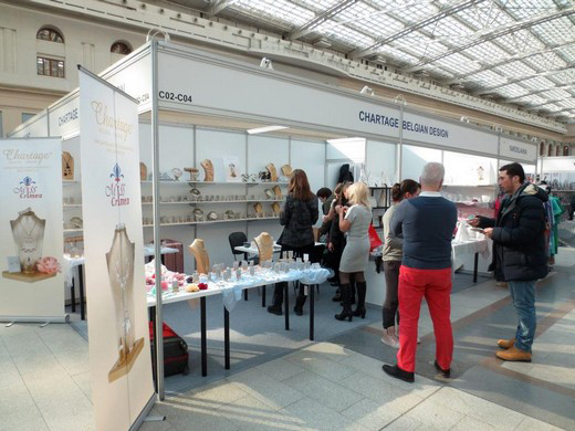 Проект «Бижутерия и аксессуары» - Fashion Jewellery. Фотографии предоставлены организаторами