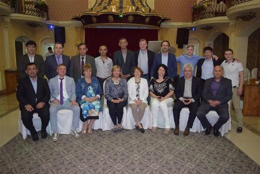 Финальная встреча в Худжанде. Фотография предоставлена организаторами бизнес-тура