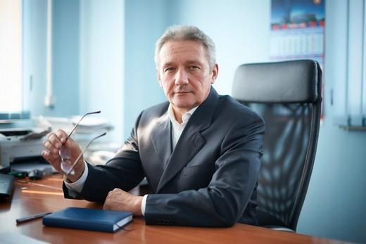 Виктор Гонтарь, генеральный директор компании «Термопол-Москва». Фотография предоставлена компанией