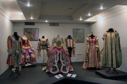 Выставка театральных работ Надежды Ламановой в Музее моды. Фотография предоставлена организаторами выставки