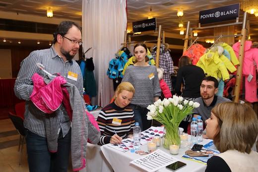 Выставка Kid&Junior Fashion. Фотография Натальи Бухониной предоставлена организаторами выставки