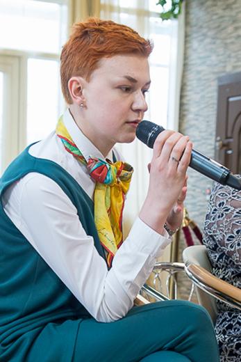 Екатерина Румянцева, дизайнер бренда «Элиз Эрин». Фотография представлена организаторами Estet Fashion Week