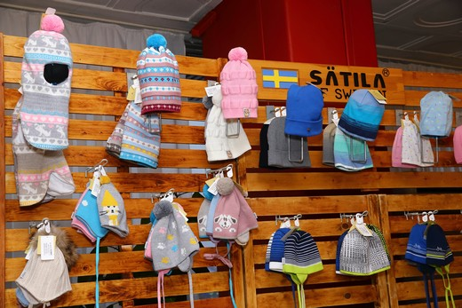 Экспозиция бренда Satila. Фотография Натальи Бухониной предоставлена организаторами выставки K&JF