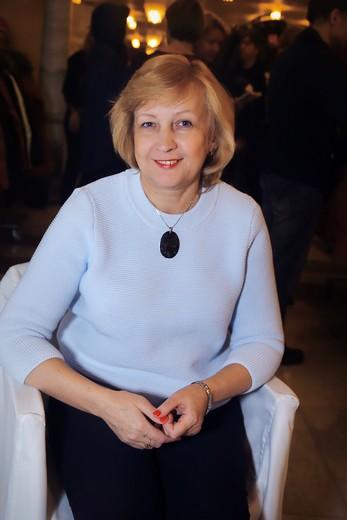 Светлана Пономарева, организатор выставки Kid&Junior Fashion. Фотографии Натальи Бухониной.
