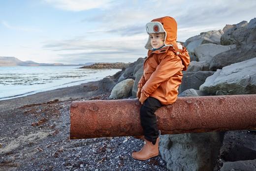 Детская коллекция сезона осень-зима 2018/19 бренда Didriksons1913. Фотография предоставлена брендом