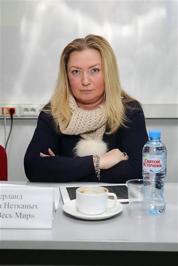 Алена Габерланд. Фотография Натальи Бухониной. Предоставлена организаторами SCM