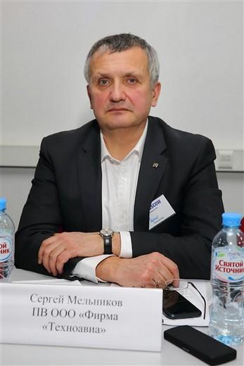 Сергей Мельников. Фотография Натальи Бухониной. Предоставлена организаторами SCM