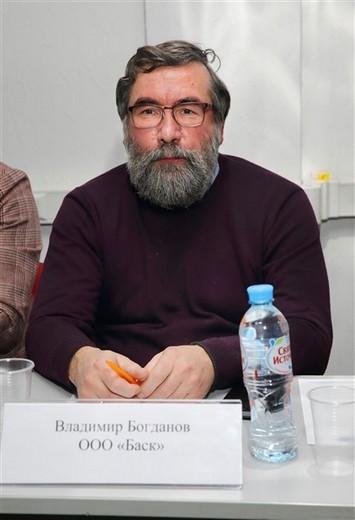 Владимир Богданов. Фотография Натальи Бухониной. Предоставлена организаторами SCM