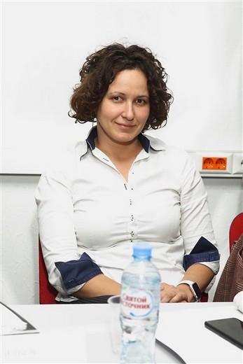 Мария Яловенко. Фотография Натальи Бухониной. Предоставлена организаторами SCM