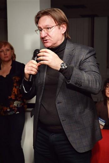 Дмитрий Туркин. Фотография Натальи Бухониной. Предоставлена организаторами SCM