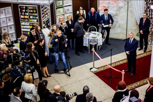 Белтекслегпром. Фотография предоставлена организаторами выставки