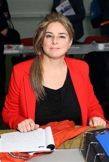 Viviana Vannucci. Фотография Натальей Бухониной. Предоставлена организаторами Sport Casual Moscow