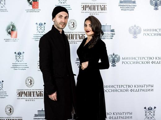 Янис Чамалиди (слева). Фотография предоставлена организаторами конференции