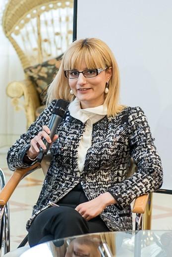 Лилия Оганджанова, дизайнер одежды. Фотография представлена организаторами Estet Fashion Week