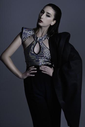 Портрет Яны Марковой фотографа Екатерины Белинской
