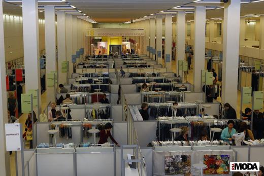 20070314 Архив Выставка Premiеre Vision Moscou. Фотография Михаила Гулкина, ИА «РИА МОДА»