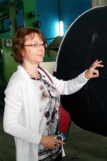 Елена Воронцова. Фотография предоставлена организаторами бизнес-тура