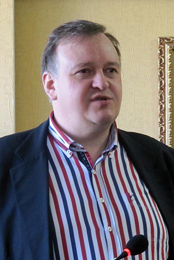 Александр Перевалов. Фотография предоставлена организаторами бизнес-тура