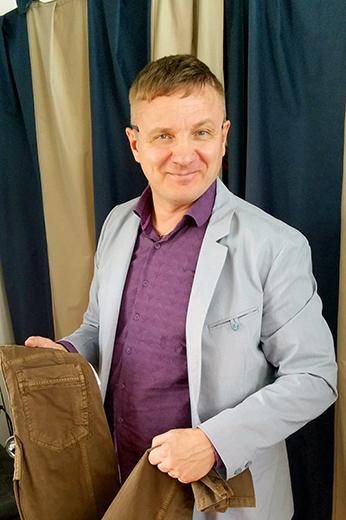 Владимир Хабаров. Фотография предоставлена организаторами бизнес-тура