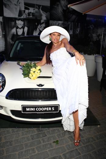 White Party от радио Monte Carlo сезона лето-2010. Эвелина Бледанс. Фотография предоставлена «Русской медиагруппой».
