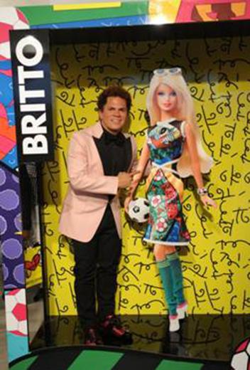 Фотография предоставлена пресс-службой Barbie