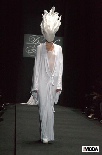 Давид и Александр представили новую коллекцию на Mercedes-Benz Fashion Week Russia