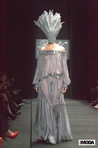 Давид и Александр представили новую коллекцию на Mercedes-Benz Fashion Week Russia - 4
