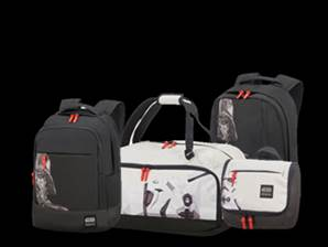 Приколы по Звездным Войнам: Samsonite и American Tourister представили коллекции багажа для фанатов «Звездных войн»