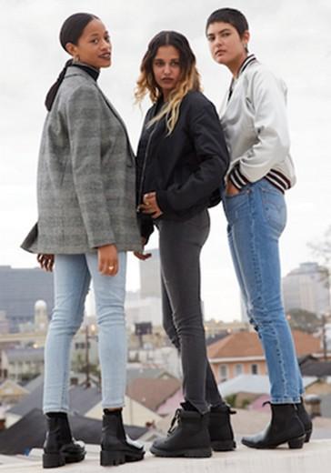 4a34e1d2fb3 Levi s представили осеннюю коллекцию Women s Skinny Jeans