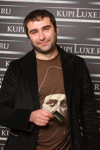 Юрий Штромбергер, KupiLUXE.ru. Фото предоставлено пресс-службой проекта.
