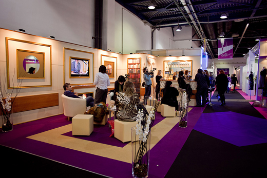 20100831 Коллекции «весна-лето»-2011, Французская федерация женского прет-а-порте, Mode in France на выставке CPM. Фотография предоставлена организаторами