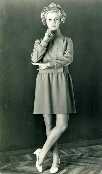 Выставка «Ленинградские моды 1960-70х». Фотография предоставлена организаторами