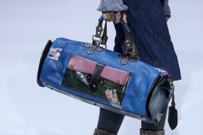 46fb435d30eb Бренд Ante Kovac представил коллекцию сумок на Неделе Моды в Москве ...