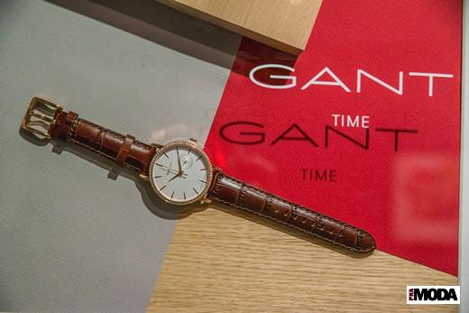 Презентация коллекции часов Gant Time. Фотография Ирины Щелкуновой, ИА «РИА Мода»