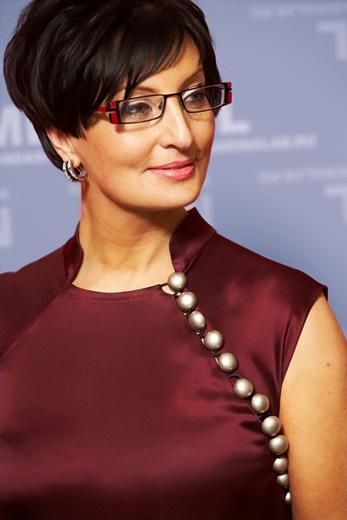 Ирина Ашкинадзе, фотография предоставлена организаторами мероприятия.