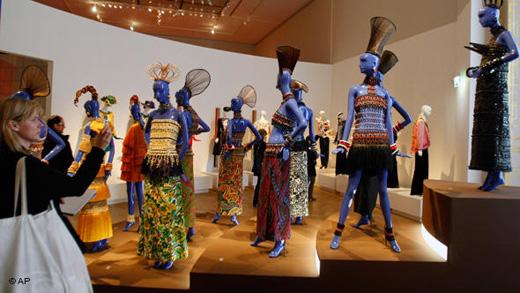 20110803 Берлин стремится стать законодателем моды. Фотография предоставлена Deutsche Welle.