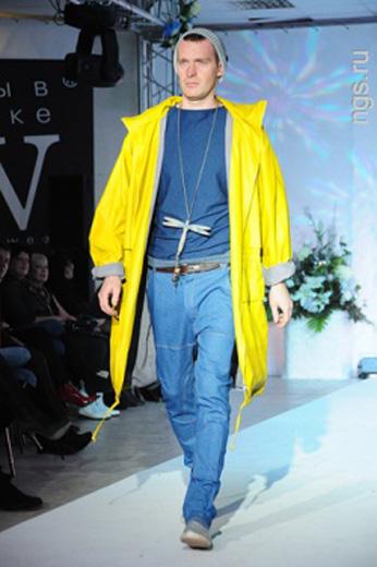 Fashion-проект «Неделя моды в Новосибирске». Фотография предоставлена компанией «Синар».
